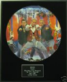 "BROS - Framed 12"" Picture Disc - PUSH"